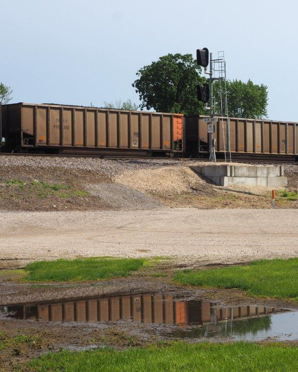 BNSF - Peck Park - Galesburg Illinois